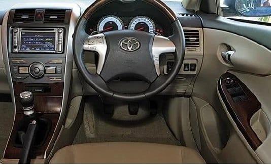 Car Stereos For Corolla
