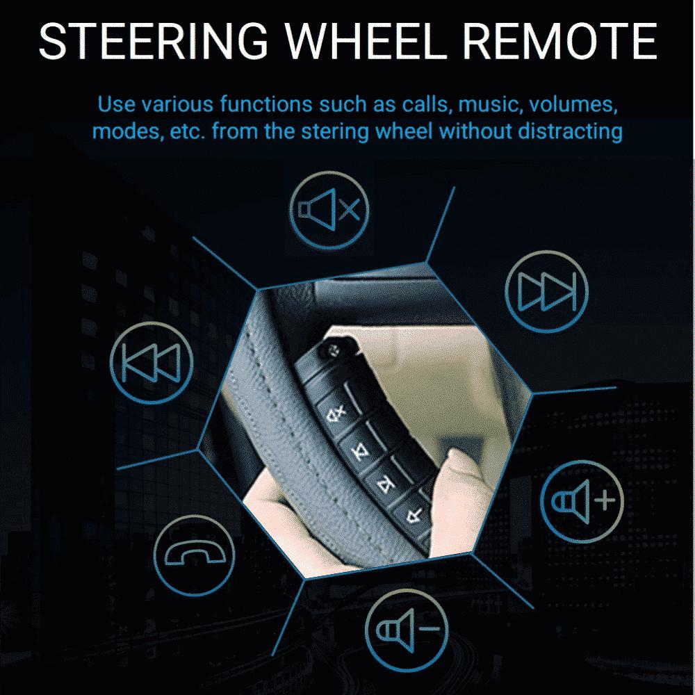 7 Best Online Interior Design Services: Steering Wheel Remote Woodman 'Razor'