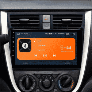 Woodman BIG B Android Car Stereo for Maruti Celerio with 9 Inch IPS Display & Gorilla Glass(2 GB / 16 GB)