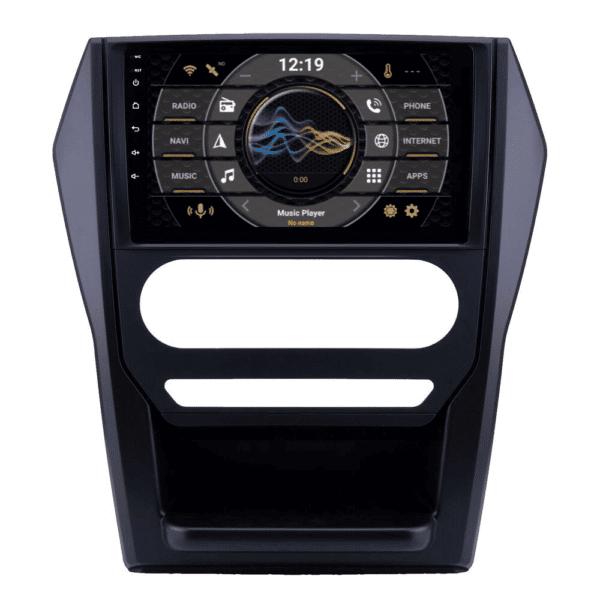 Woodman BIG B Gold for Mahindra Scorpio Android Music System (2015-Present) (4G SIM SLOT/DSP) (2GB / 32GB)