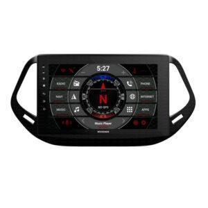 Woodman SSJC904 JEEP COMPASS Android Smart Car Stereo- 10 Inch HD Display
