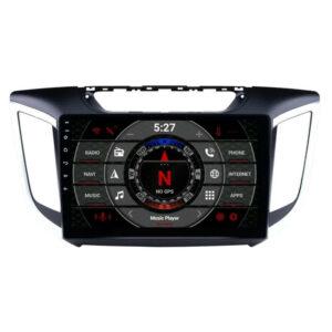 Woodman BIG B Android Car Stereo for Hyundai Creta 10 Inch IPS Display & Gorilla Glass (1 GB/16GB)